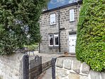 Fir Tree Cottage, Huby, lovely stone built semi-detached cottage near Harrogate