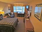 Third floor units are the most spacious at the Sea Gypsy
