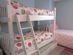 Lower Level Bunk Bed Room