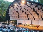 Le festival international de piano est à 300 m de la maison d'hôtes