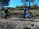 Randonnées en vélo à assistance électrique
