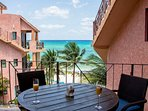 Enjoy your own private balcony with ocean views