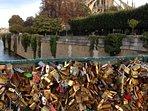 Notre-Dame, 25mn walk