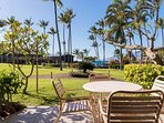 Building B Napili Shores first floor one bedroom - great views and access to both pools.