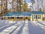 Welcome to this charming North Conway vacation rental house!