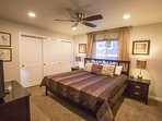 Bedroom #3 - King Bed
