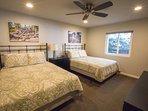 Bedroom #2 - Two Queen Beds