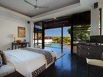Villa Soma - Upper Level Master Bedroom