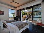Villa Soma Lower Level Twin Bedroom