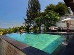 Villa Soma Infinity Pool and Sun Deck