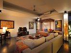 Villa Soma Upper Living Room
