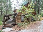 True log cabin experience