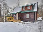 Immerse yourself in the natural beauty of Williamstown at this charming vacation rental cabin!