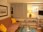 Your comfortable living room awaits.