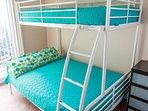 Bedroom 2 (Pyramid Bunk)