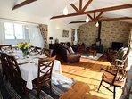 Wheatlands Cottage Lounge/Diner