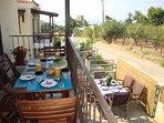 Villa Kontiki is a Family Villa close to beach in small friendly fishing village
