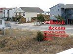 Community Center - short walk to beach access