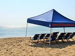 Cabana Service Included With Rental May 1 Through Sept. 30