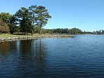 Kingsbay is surrounded with 2000+ feet of water on 7 acers.