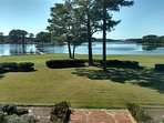 Seven manicured acers with formal Japanese Gardens and 2000 feet of waterfront with a dock.