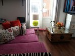 precioso piso en el centro de madrid ,plaza de españa con gran via , muy comoda,luminosa,limpia ,