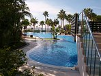 You won't find a better pool in all of Costa Del Sol!