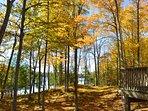 Fall at Bay View