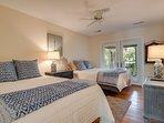 Guest Bedroom Featuring Two Queen Beds!