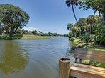 Beautiful home on the Lagoon!
