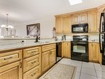 Fantastic Kitchen, Completely Renovated!