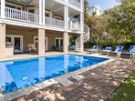 Outdoor Pool Living At It's Best!