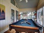 Pool Table, Perfect Family Fun!