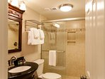 Each Bathroom is Fantastic!