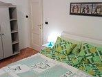TRIFOGLIO HOUSE, White bedroom