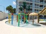 Myrtle Beach Villas 4 Bedroom Condo with Pool, Grill, Hot Tub