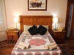 Suite Dobel bed, with exclusiv bathroom