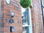 Lock box to the side of the front door (access anytime after 3.00pm (ideal for Business users)