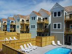 SandCastle Village Located in the Village at Nags Head