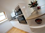 Marine View Woolacombe Holiday Cottages Kitchen