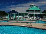 Bermuda Bay Resort Pool Complex