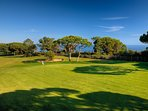 Golf & Country Club. Free access to the golf short game practise area, driving range, putting green