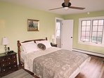 1st floor master bedroom 1 with Queen bed and Ensuite bathroom 160 Long Pond Drive Harwich Cape Cod - New England...