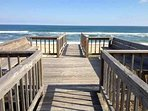 Oceanfront Regency Condominium Beach Access