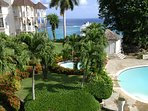 Stunning penthouse views of Ocho Rios