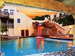 Luxury Couples Retreat with Breakfast, Heated Private Pool, Gym and Sauna