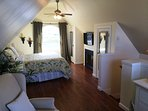 Master Bedroom #perkinscovecottage