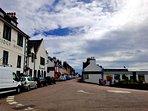 Helmsdale village