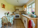 Holly Cottage Kitchen