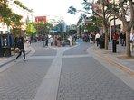 2nd Street Promenade Santa Monica